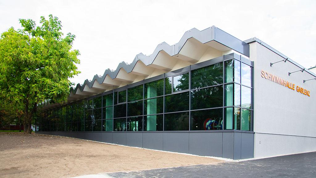 Schwimmhalle Gablenz Chemnitz