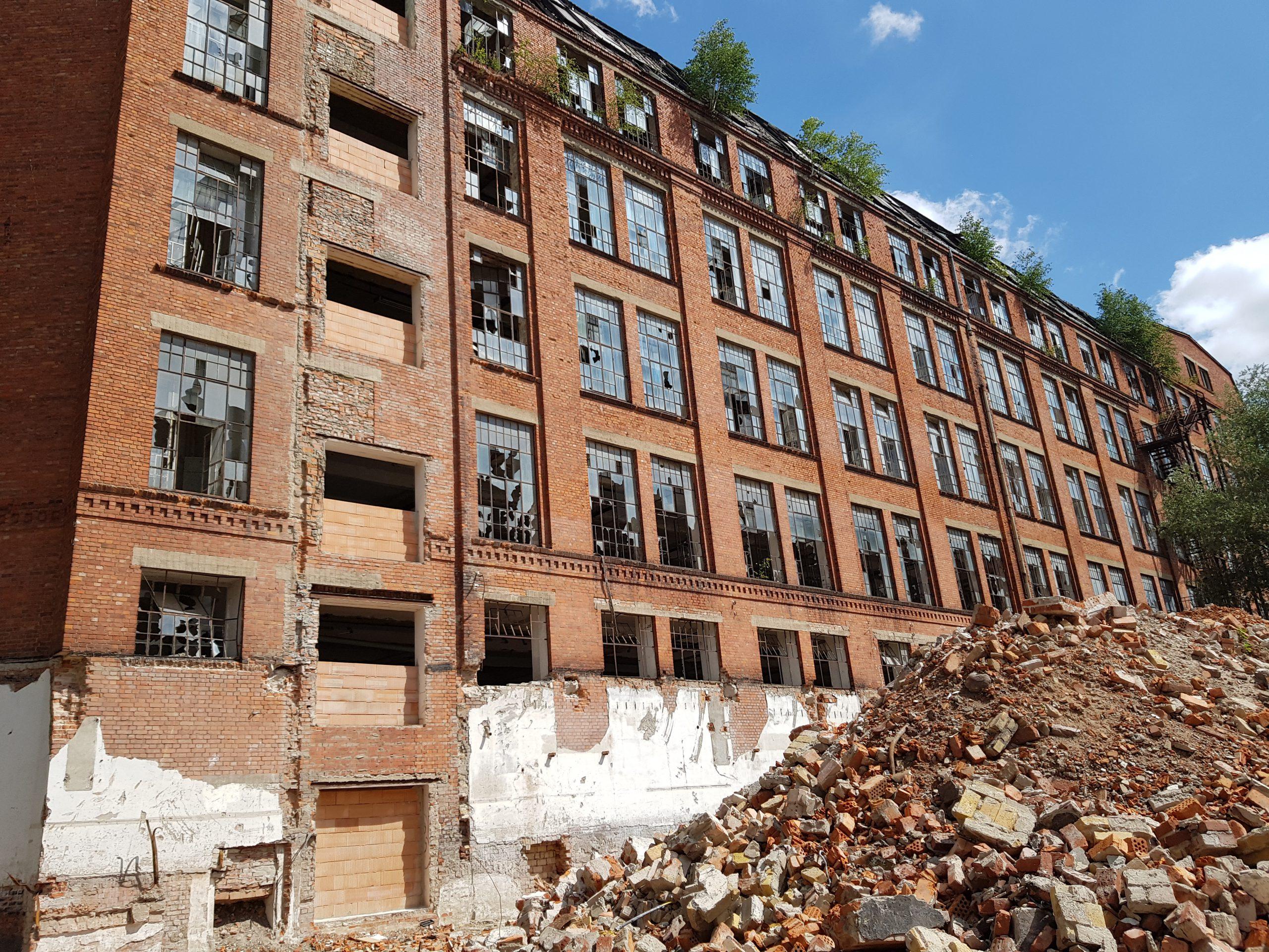Alte Tuchfabrik Wittstock – Umbau zum Bildungscampus